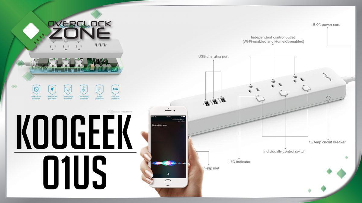 รีวิว KOOGEEK 01US : Home Kit Smartplug