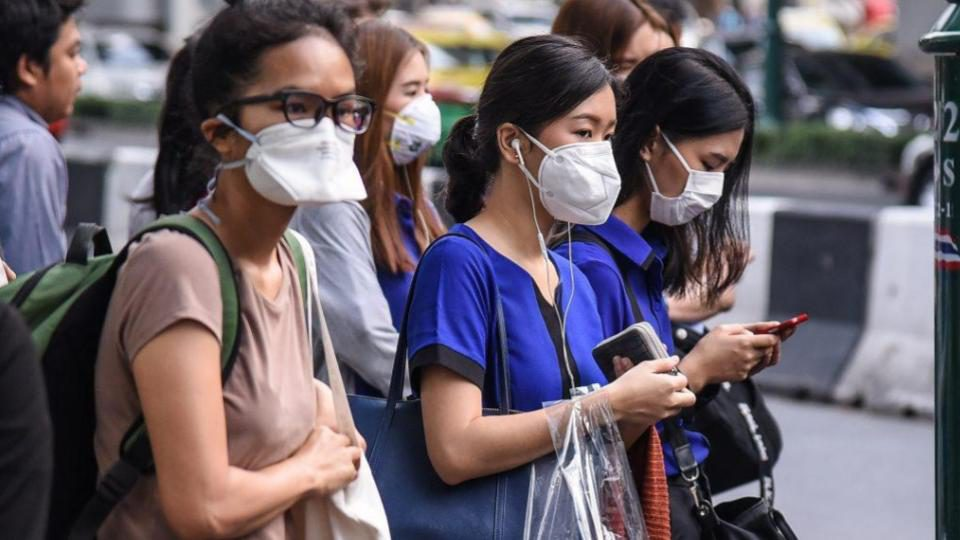 กรมควบคุมโรค สั่งเฝ้าระวังโรคปอดอักเสบ หลังโรคปริศนาระบาดในจีน