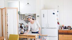 เทคนิคง่ายๆ ขจัดความรกใน ห้องครัว ให้น่าใช้งานกว่าเดิม