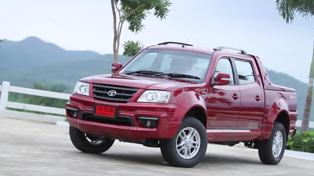 [Test Drive] TATA Xenon 150N X-plore 5MT 4WD ขับสี่ตัวจริง ไม่อิงกระแส ดูแลแบบง่ายๆ