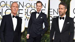 ชายหนุ่มทั้งหลายจะใส่ชุดสีดำร่วมงาน ลูกโลกทองคำ 2018 เพื่อต่อต้านพฤติกรรมทางเพศที่ไม่เหมาะสมในฮอลลิวูด