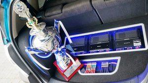 เครื่องเสียงรถยนต์ Sony Hi-Res Car Audio คว้าแชมป์ระดับเอเซีย