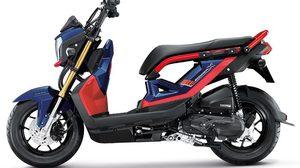 Honda เปิดตัว รถจักรยานยนต์ โฉมใหม่ ด้วยราคา 55,700 บาท