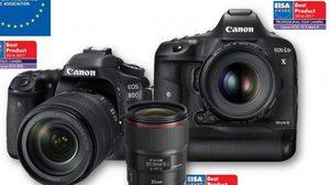 กล้องและเลนส์ Canon คว้า 3 รางวัล จาก EISA ปี 2016-2017