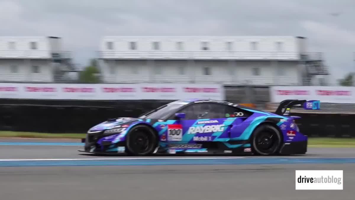 Honda ต้นตำรับ Motorsport ยุคใหม่