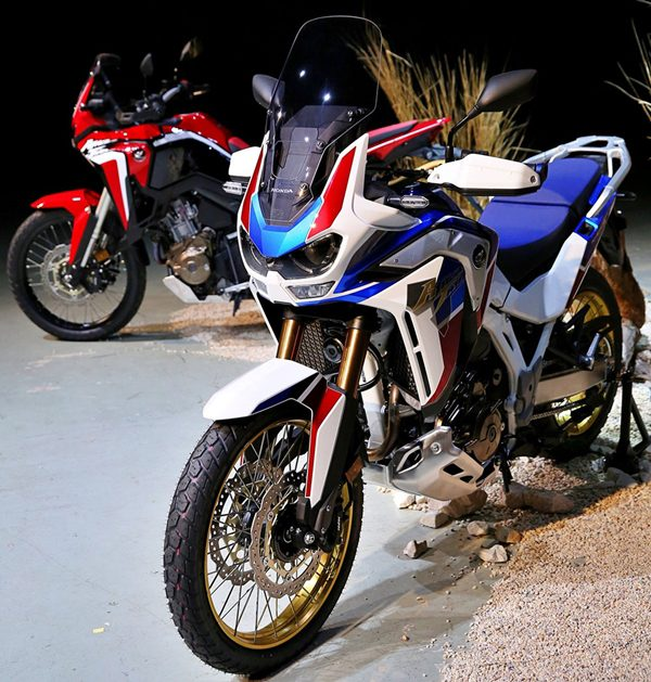 Honda Africa Twin CRF1100L