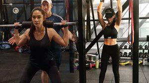 35 ยังไม่หยุดสวย พลอย เฌอมาลย์ ออกกำลังกาย ดูแลหุ่นเพื่อสุขภาพ