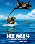 Ice Age 4 : Continental Drift เจาะยุคน้ำแข็งมหัศจรรย์: กำเนิดแผ่นดินใหม่
