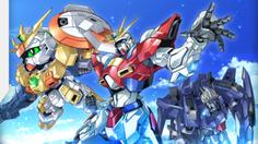 เผยข้อมูลของ Gundam Build Fighters Try!!?