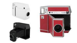 กล้อง Lomo Instant Square กล้องอินสแตนท์เลนส์แก้วแบบไฮบริดใช้ฟิล์มได้ 2 ขนาดภายในตัวเดียว