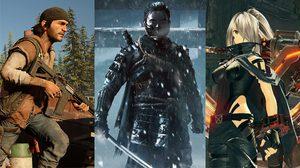เผยเกมใหม่ Exclusive ปี 2019 วางขายเฉพาะ PS4 เท่านั้น