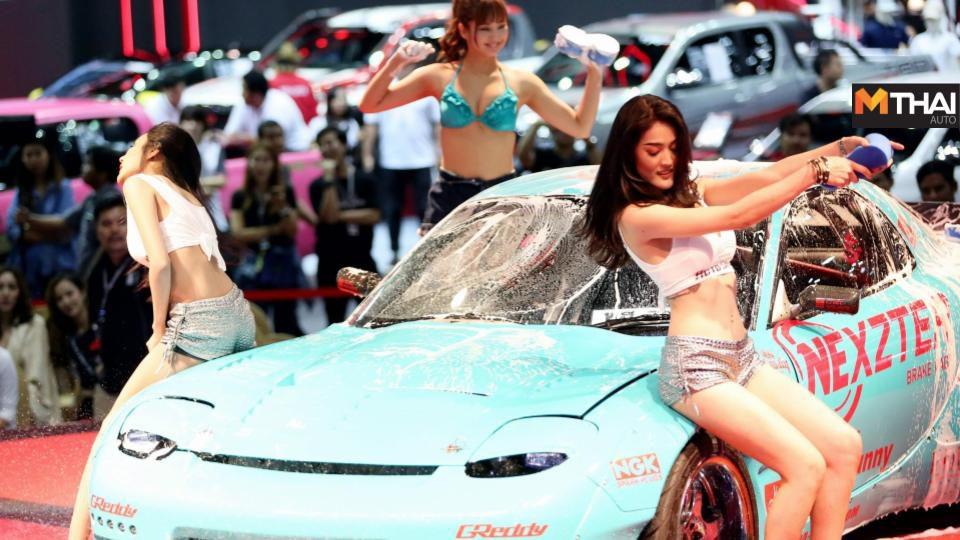 Bangkok Auto Salon 2019 ลุ้นรถ ลุ้นเที่ยวญี่ปุ่น ซื้อบัตรราคาพิเศษจาก K PLUS