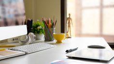 ทริค จัดโต๊ะทำงาน ฉบับง่ายเนรมิตบรรยากาศให้ดูสวยงามและลงตัวกว่าเดิม