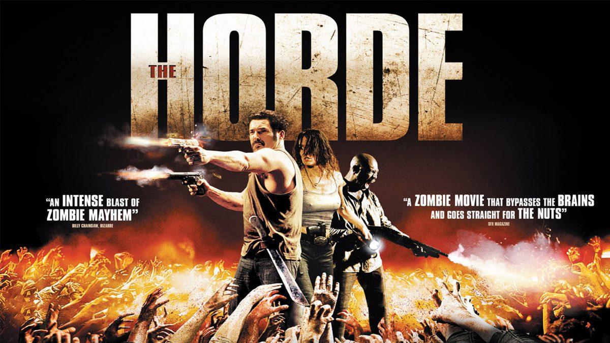 ฝ่านรกโขลงซอมบี้ The Horde (หนังเต็มเรื่อง)