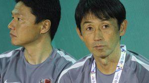 ก้มหัวหนึ่งครั้ง! เฮดโค้ชคาชิมาฯขอโทษแฟนบอลญี่ปุ่น,ชี้เพราะเล่นผิดแผน