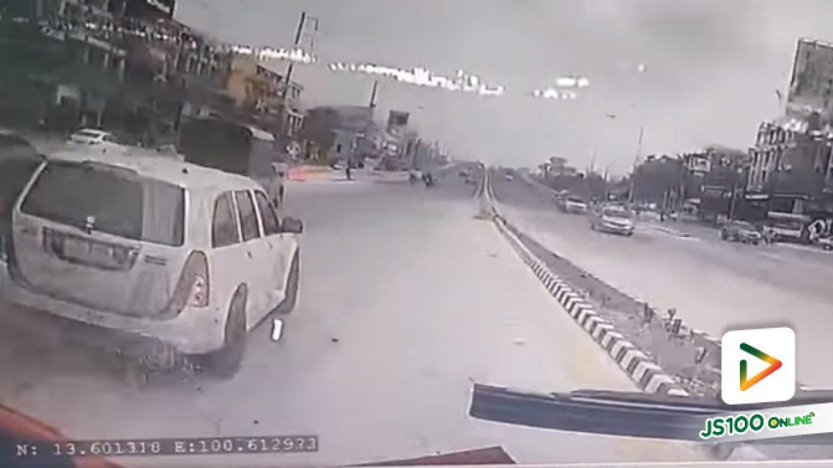 หากเจอคันหน้าขับรถแบบนี้ เป็นคุณจะแซงขึ้นไปหรือไม่?! (17/03/2021)