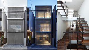 น้อยแต่มากเรียบแต่เท่! ทาวน์เฮ้าส์สามชั้น ฝีมือสถาปนิกชาวญี่ปุ่น Fujiwara Muro