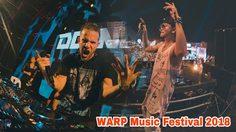 WARP Music Festival 2018 ครองแชมป์สุดยอด EDM ริมหาดของไทย!!