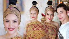 สวยสมมงกุฎ น้องฉัตร โชว์ฝีมือแต่งหน้า อรอนงค์ นางสาวไทย ปี 1992 สวยอมตะมาก!!