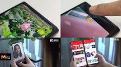 Xiaomi และ Oppo โชว์สมาร์ทโฟนซ่อนกล้องเซลฟี่ใต้หน้าจอสุดล้ำ