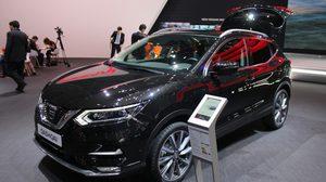 Nissan เผยโฉม Qashqai 2017 ที่ Geneva ก่อนออกขายในยุโรปในปีนี้