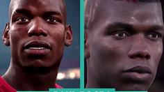 วัดกันช็อตต่อช็อต!! เปรียบเทียบความเหมือนของใบหน้านักเตะในเกม FIFA17 vs PES17