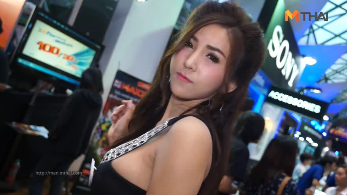 พริตตี้ Thailand Mobile Expo 2017 น่ารักสดใสชวนเคลิ้มทุกบูธ
