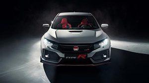 มาแล้ว Honda Civic Type R ภาพล่าสุดก่อนผลิตจริง พร้อมเปิดโฉมตัวจริงที่ Geneva