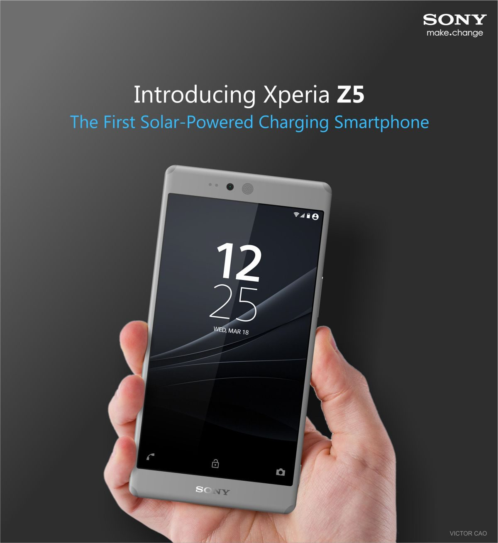 Sony-Xperia-Z5-concept-solar-power-1