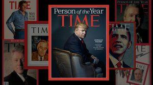 นิตยสารไทม์ยก 'โดนัลด์ ทรัมป์' เป็นบุคคลแห่งปี
