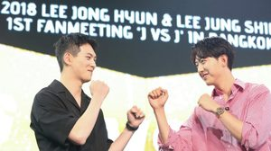 """สุดยอดแฟนมีตติ้ง """"จงฮยอน"""" ปะทะ """"จองชิน"""" ความทรงจำประทับใจก่อนเข้ากรม!"""