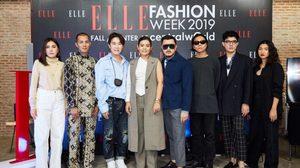 ELLE Fashion Week Fall/Winter 2019 จัดใหญ่ฉลอง 25 ปีนิตยสาร ELLE ประเทศไทย