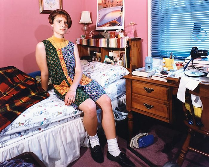 The Bedrooms Of Teenagers In The 90s (2)