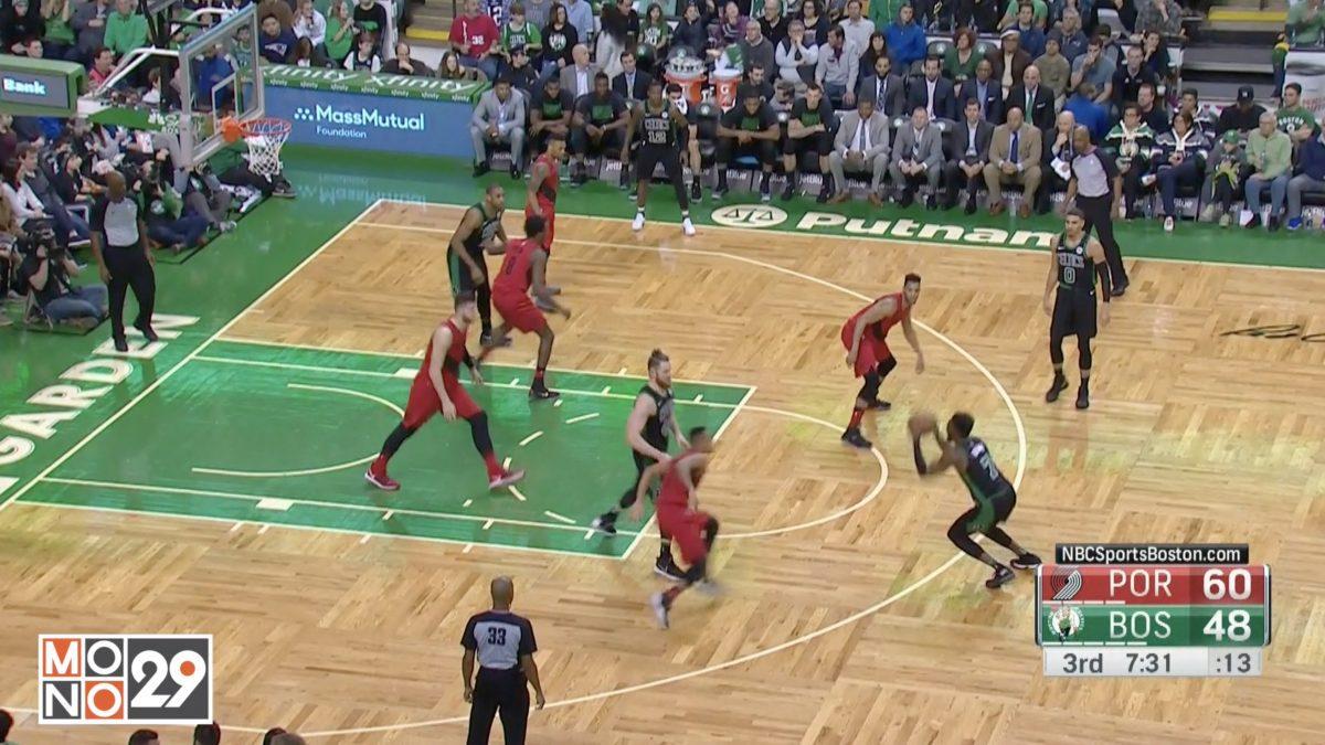 Highlight Boston Celtics VS Portland Trail Blazers