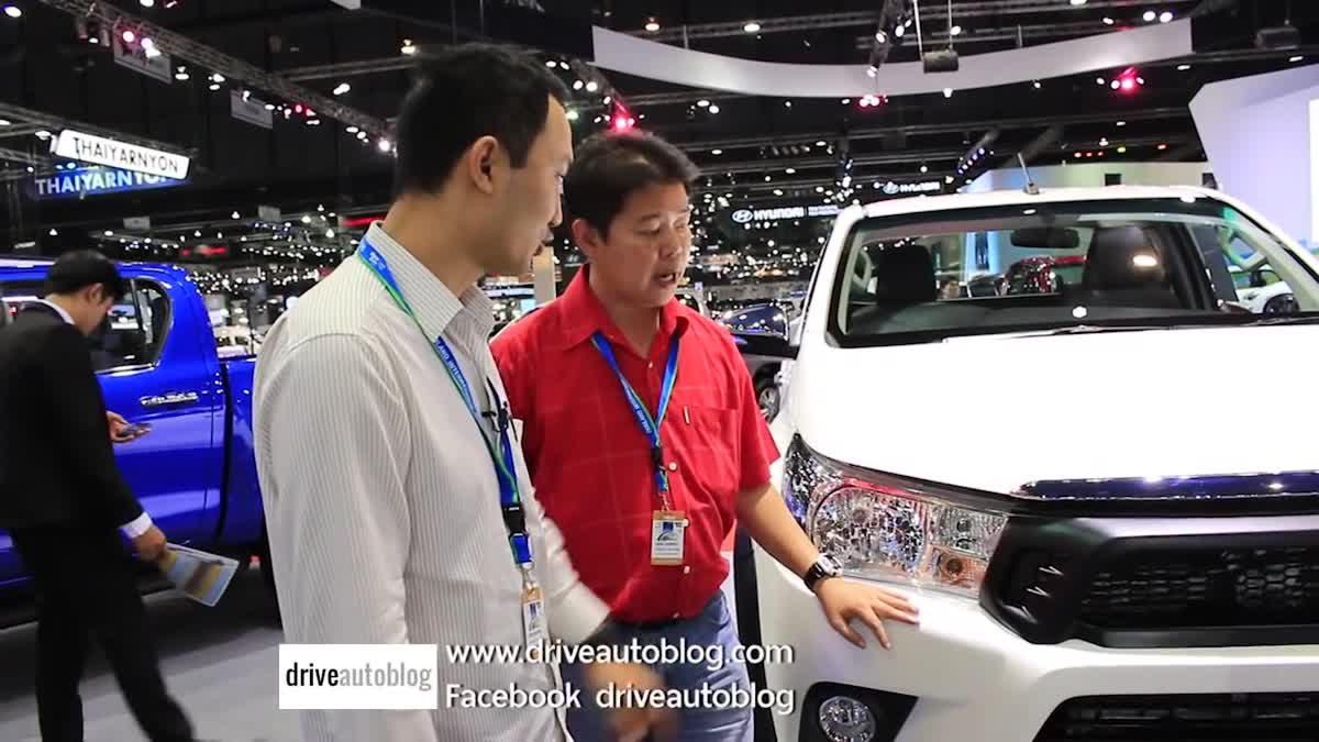 [Motor Expo 2015] พาเดินชมงานแบบสนุกๆปนสาระ และ รถเด่นน่าสนใจ