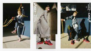 ASICS x Vivienne Westwood เผยโฉมสนีกเกอร์ 2 โมเดลสุดจี๊ดจากคอลเลคชั่นใหม่ล่าสุด