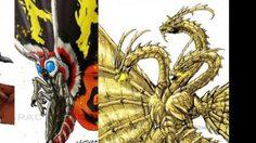 Godzilla Movie ภาคใหม่มาแน่นอนพร้อม 3 สัตว์ประหลาด!!