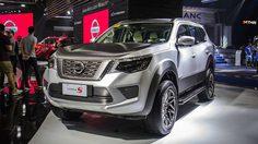 Nissan Terra S เผยโฉมที่งาน Philippine International Motor Show 2018