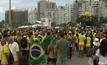ประท้วงในบราซิล