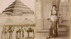 ย้อนเวลาชมภาพอันงดงาม ประเทศอียิปต์ 148 ปีที่แล้ว | บันทึกภาพโดยสองพี่น้องชาวกรีก