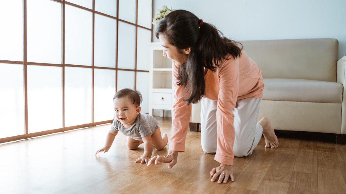 เคล็ดลับ เสริมพัฒนาการลูก เมื่อต้องกักตัวอยู่บ้าน ในวิถีนิวนอร์มัล