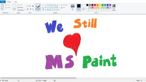 Microsoft ประกาศโปรแกรม Paint ยังไม่ไปไหน แค่ย้ายไป Windows store