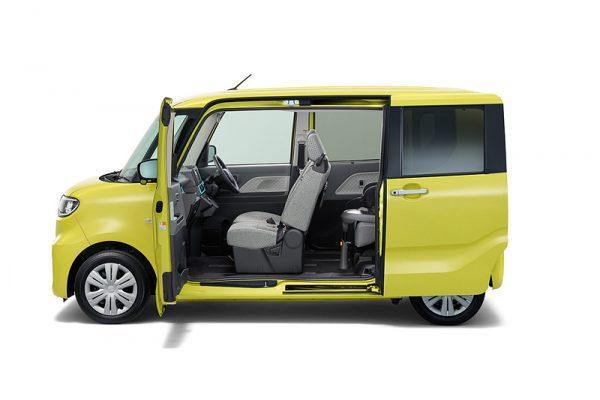 Subaru Chiffon