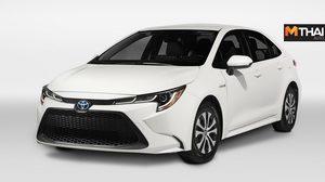 Toyota Corolla Sedan Hybrid อาจใช้ระบบขับเคลื่อน All-Wheel Drive แบบเดียวกับ Prius