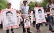 เรียกร้องคำตอบเรื่องนักศึกษาสูญหายจากรัฐบาลเม็กซิโก