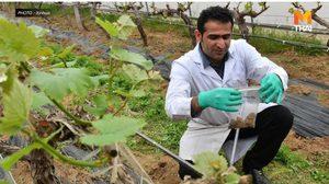 ดร.หนุ่มปากีฯ ลุยศึกษาเกษตรในจีน หวังพลิกผืนดินบ้านเกิด