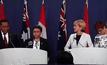 อินโดฯ-ออสเตรเลียร่วมมือสู้ภัยก่อการร้าย