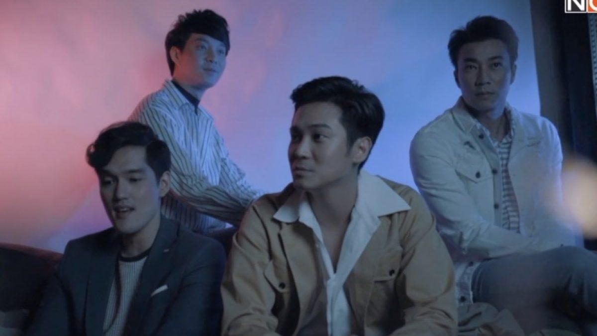 """โมโนมิวสิค ปล่อย MV """"แค่ขอให้เป็นเรื่องเธอ""""  ซิงเกิ้ลแรกจาก 4 หนุ่ม """"BLUE GENTS"""""""
