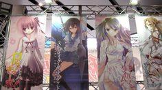 ภาพวาดสุดอลังการภายงาน Dengeki Bunko Aki no Seiten 2013