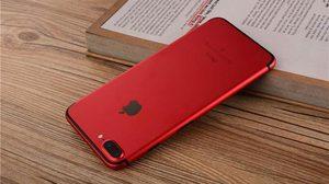 งดงาม!! ภาพ iPhone 7 และ 7 Plus สีแดง สวยงามจนเงินในกระเป๋าสั่นคลอน